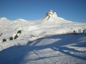 Skiausfahrt 2009 - 1