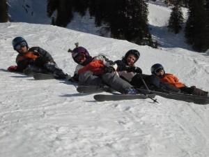Skiausfahrt 2009 -3