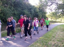 Nordic-Walking beim Albverein