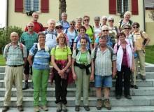 3-Tageswanderung 2017 im Hegau und am Rhein