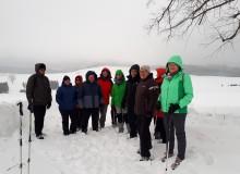 Winterwanderung des Engstlatter Albvereins