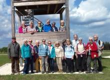 Mittwochsranderung rund um Bickelsberg