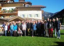 Wanderwoche im Rosengarten in Südtirol